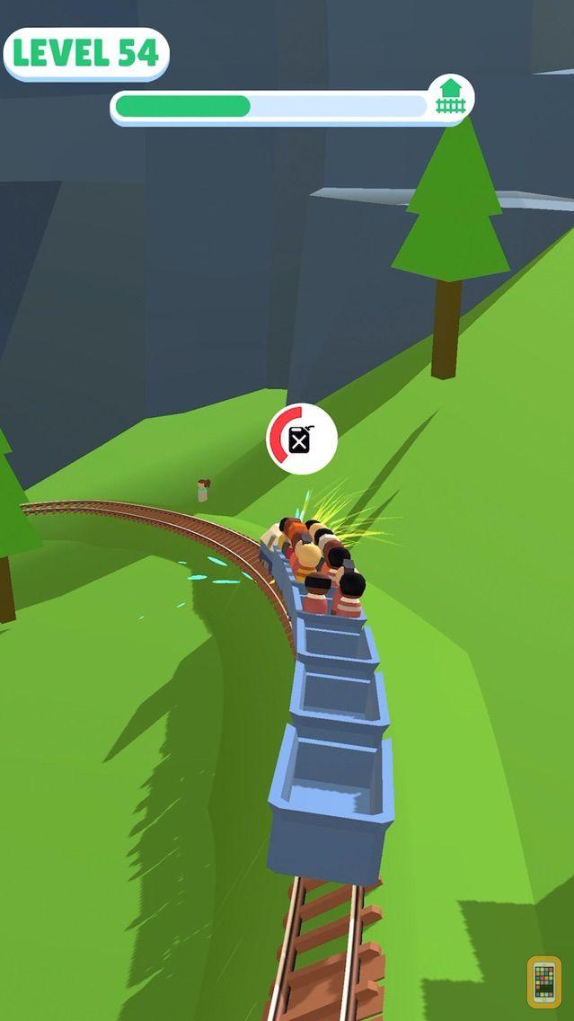 Screenshot - Off the Rails 3D