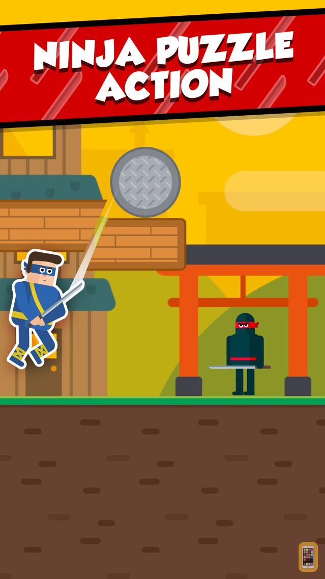 Screenshot - Mr Ninja - Slicey Puzzles