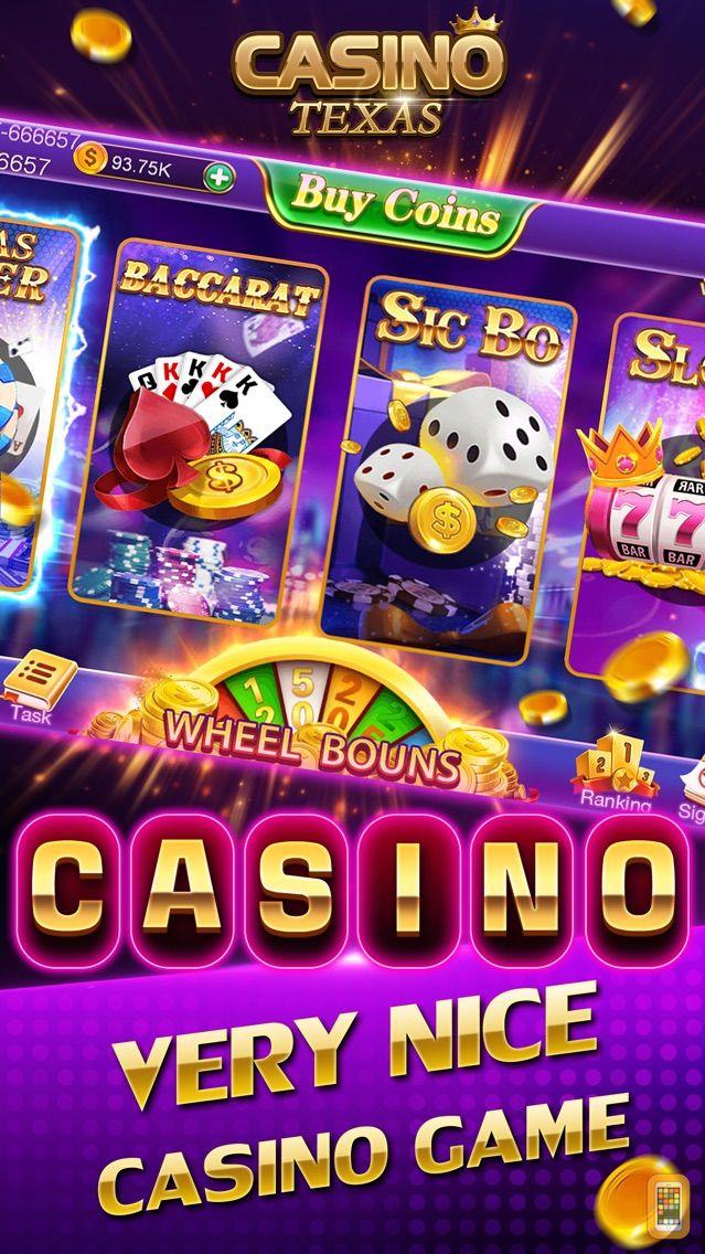 Screenshot - Texas Casino