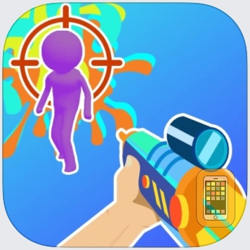 Paint Sniper 3D by Goncalo Banha (Universal)