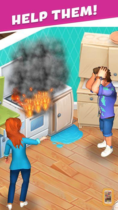 Screenshot - Open House: Meet Friends