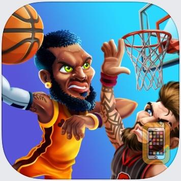 Basketball Arena by MASOMO LIMITED (Universal)