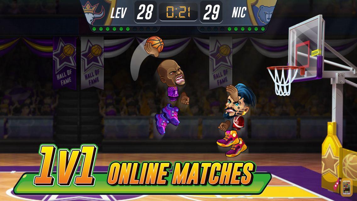 Screenshot - Basketball Arena