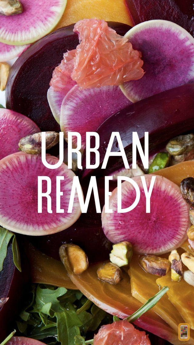 Screenshot - Urban Remedy Rewards