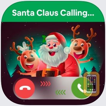Santa Video Call & Ringtones by N2GU INC (iPhone)