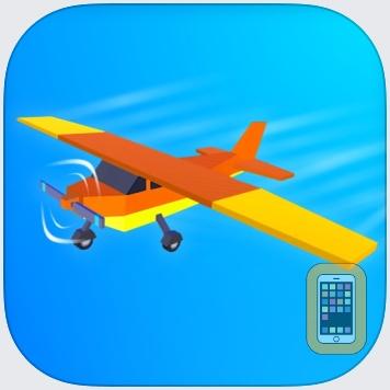 Crash Landing 3D by Voodoo (Universal)
