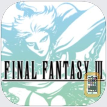FINAL FANTASY III by SQUARE ENIX (Universal)