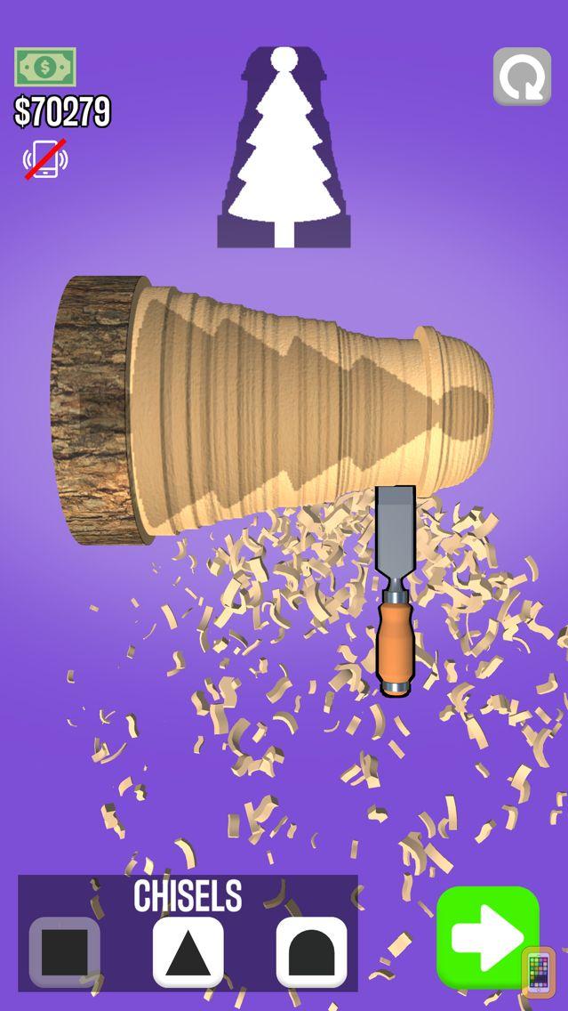 Screenshot - Woodturning 3D