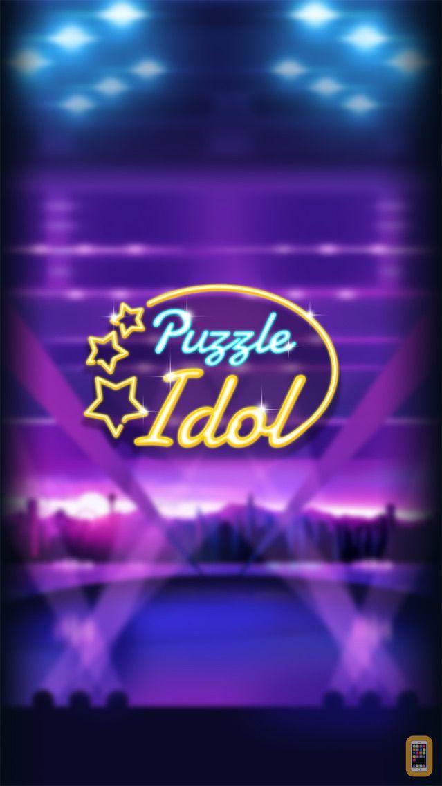 Screenshot - Puzzle Idol - Match 3 Star