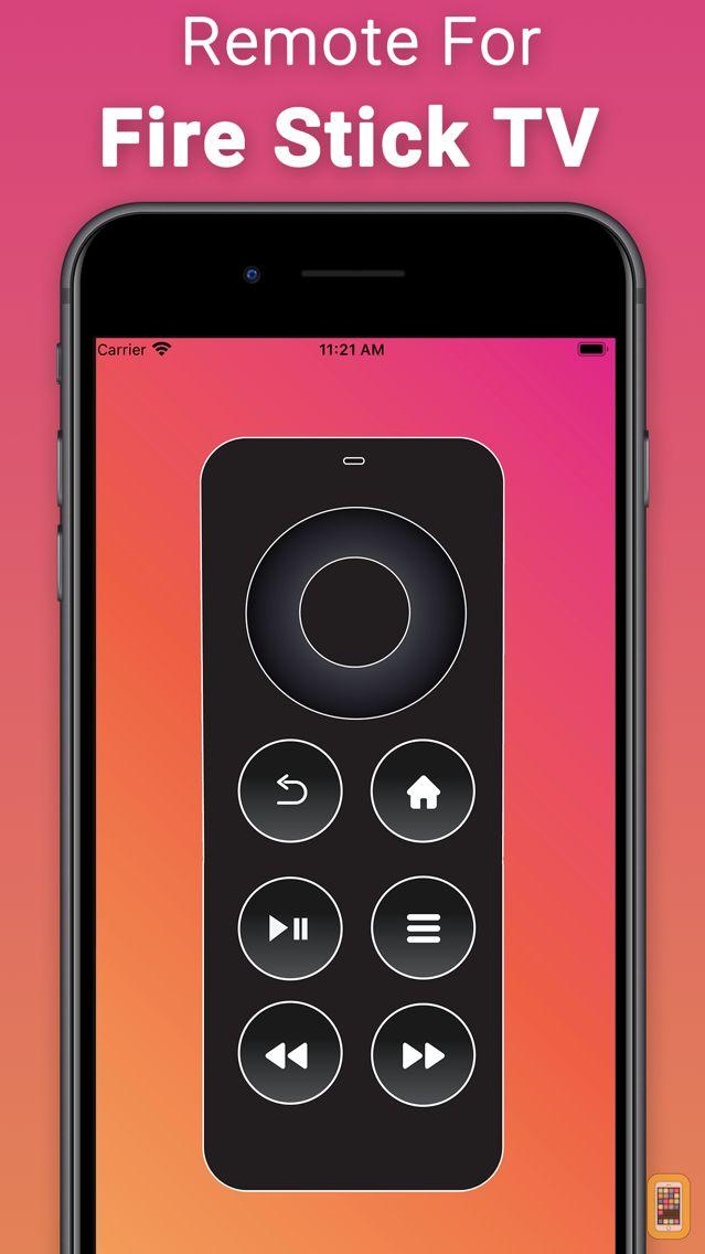 Screenshot - Firestick Remote Control