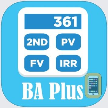 BA Plus Pro Calculator by guodong jiao (Universal)