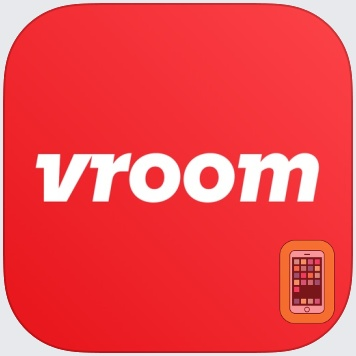 Vroom: Used Cars Delivered by Vroom, Inc. (iPhone)