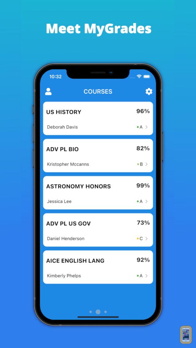 Screenshot - SwiftGrade