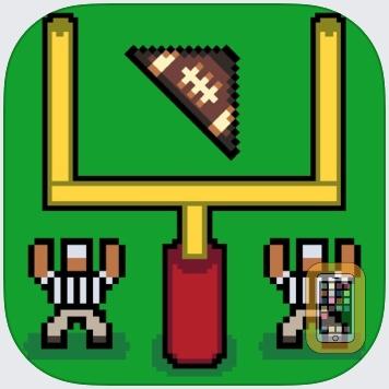 Pixel Push Football by Brandon Thacker (Universal)