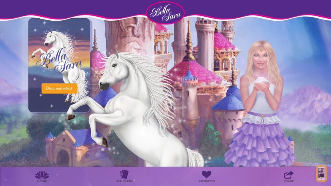 Screenshot - Bella Sara Cards