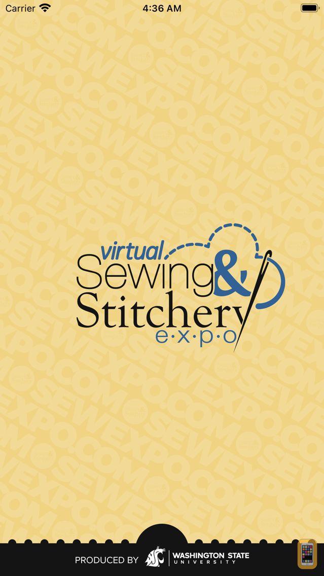 Screenshot - Sewing & Stitchery Expo 2020