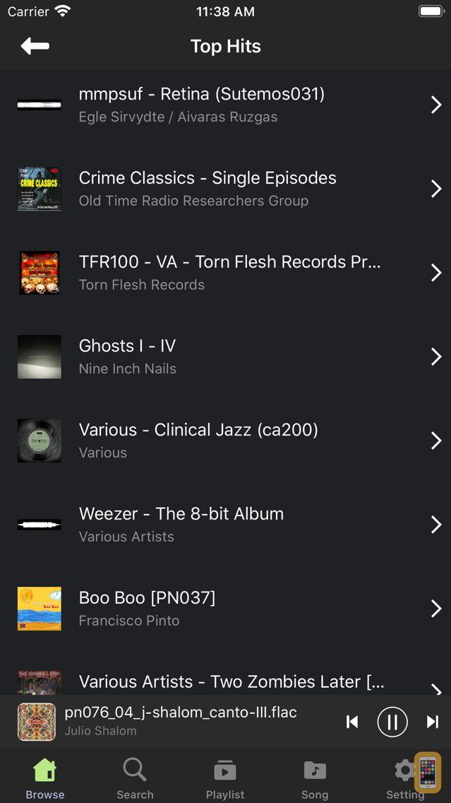 Screenshot - Offline Music: Music Download