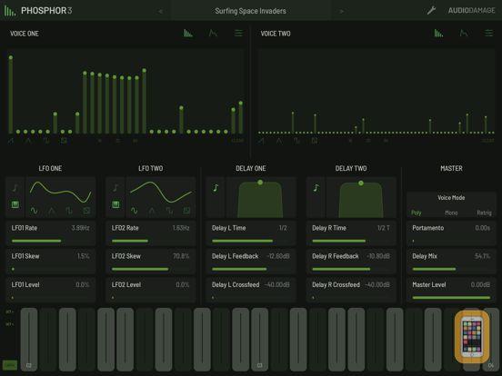 Screenshot - Phosphor 3