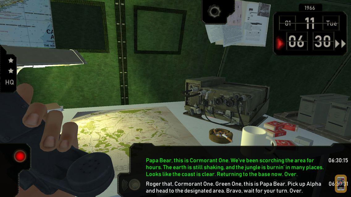 Screenshot - Radio Commander
