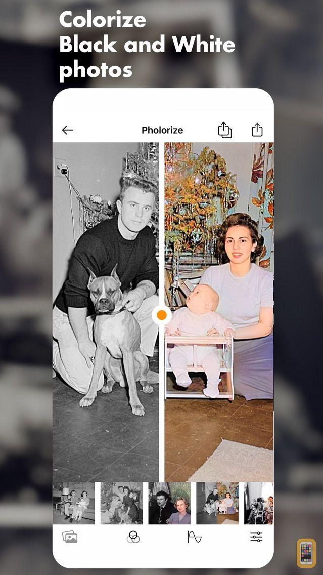 Screenshot - Pholorize: Colorize Old Photo