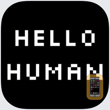 Hello Human by Russell King (Universal)