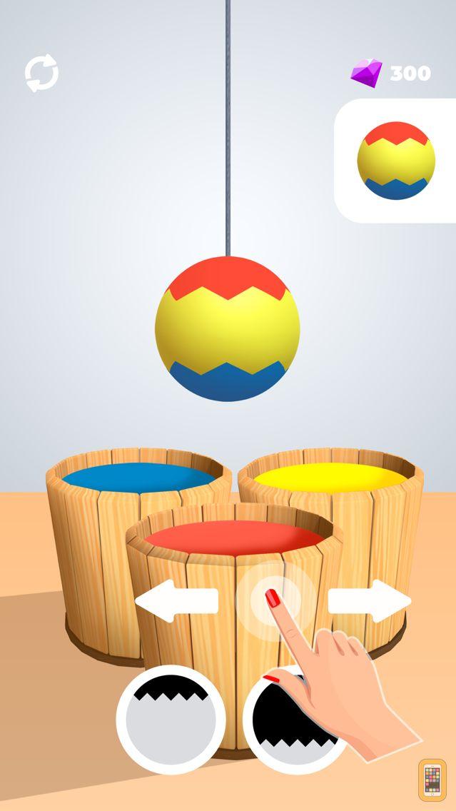 Screenshot - Dip Puzzle