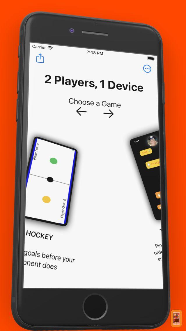 Screenshot - 2 Players 1 Device