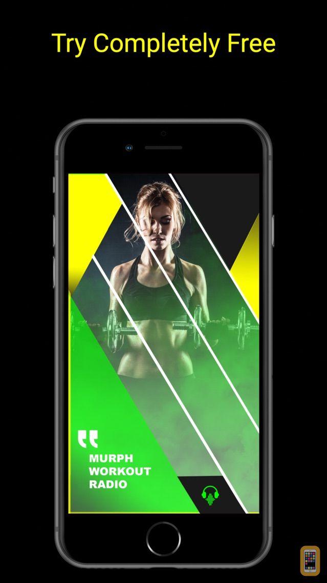 Screenshot - Murph Workout Radio