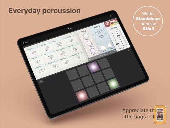 Screenshot - Ting - Percussion Instrument