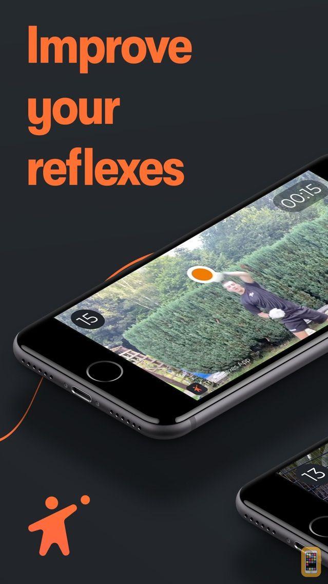 Screenshot - Reflexes - Activities at Home
