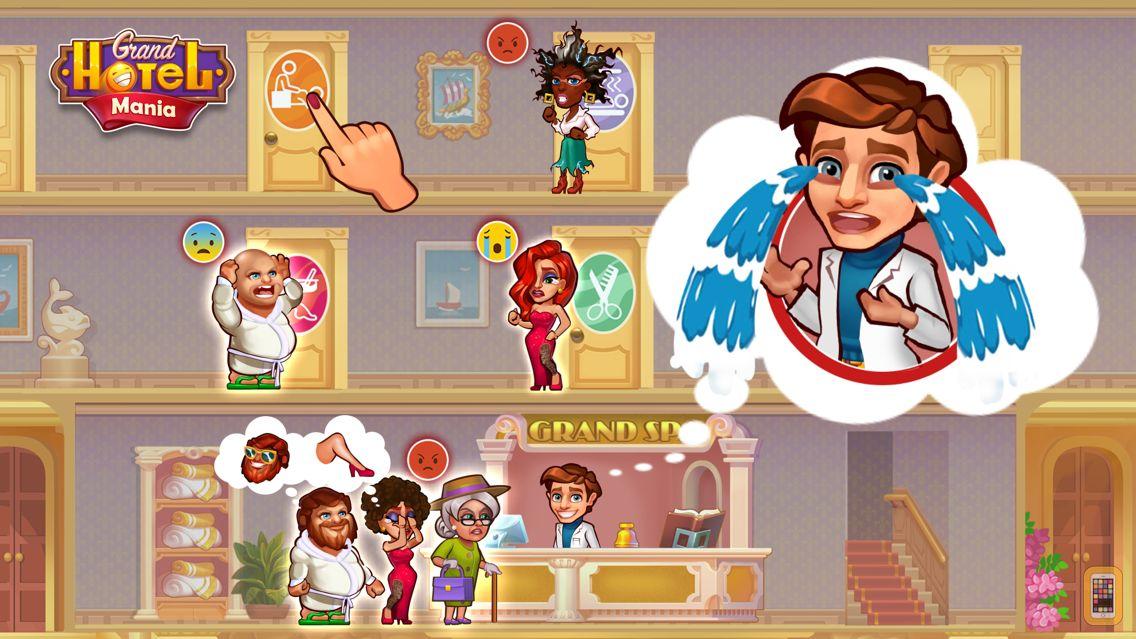 Screenshot - Grand Hotel Mania