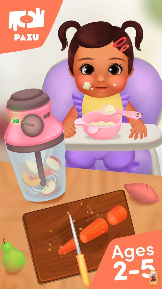 Screenshot - Chic Baby 2 - Dress up & Care