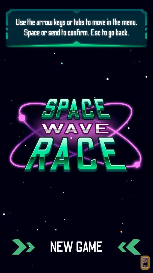 Screenshot - Space Wave Race