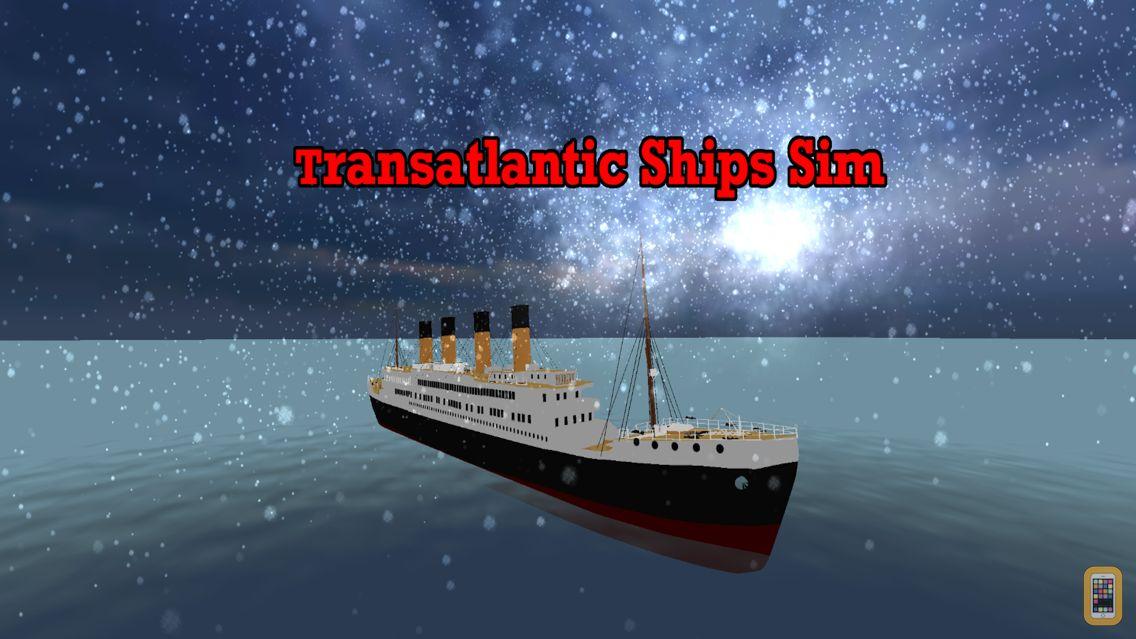 Screenshot - Transatlantic Ships Sim