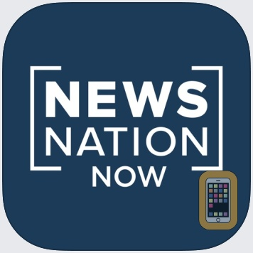 NewsNation Now by Nexstar Broadcasting (iPhone)