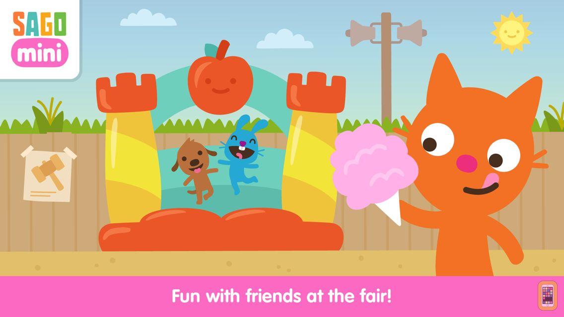 Screenshot - Sago Mini Fun Fair