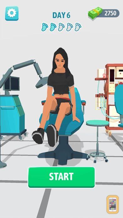 Screenshot - Foot Clinic - ASMR Feet Care