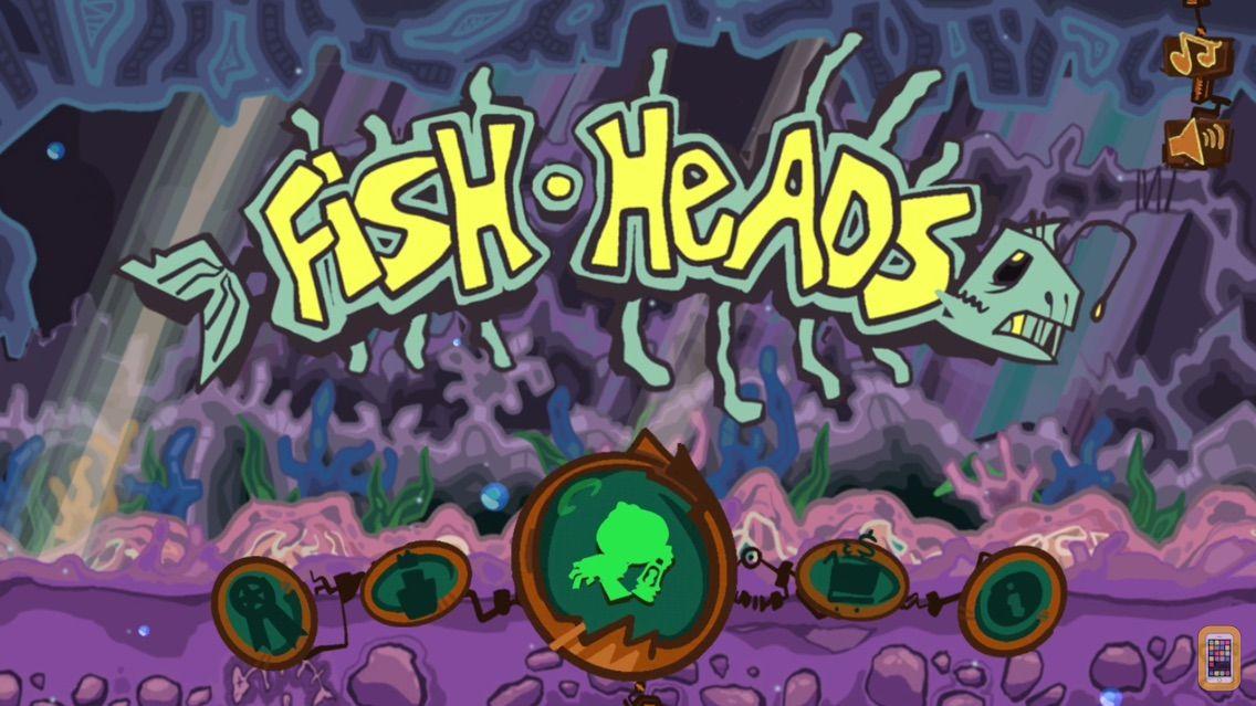 Screenshot - Fish Heads Runner