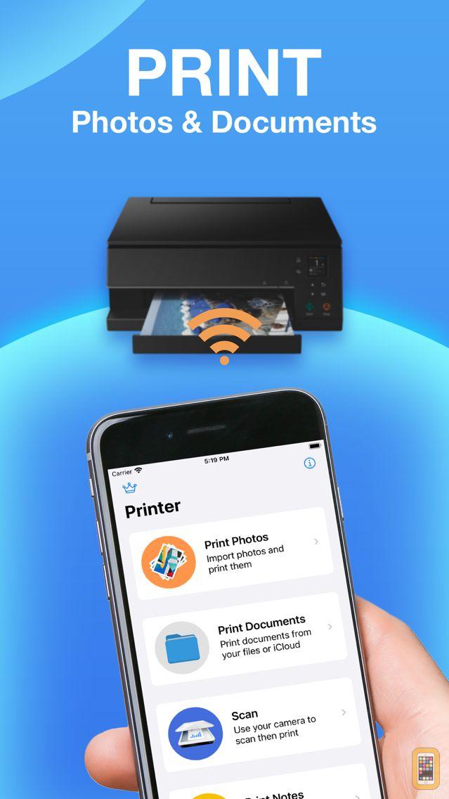 Screenshot - iPrint - Smart Printer Scanner