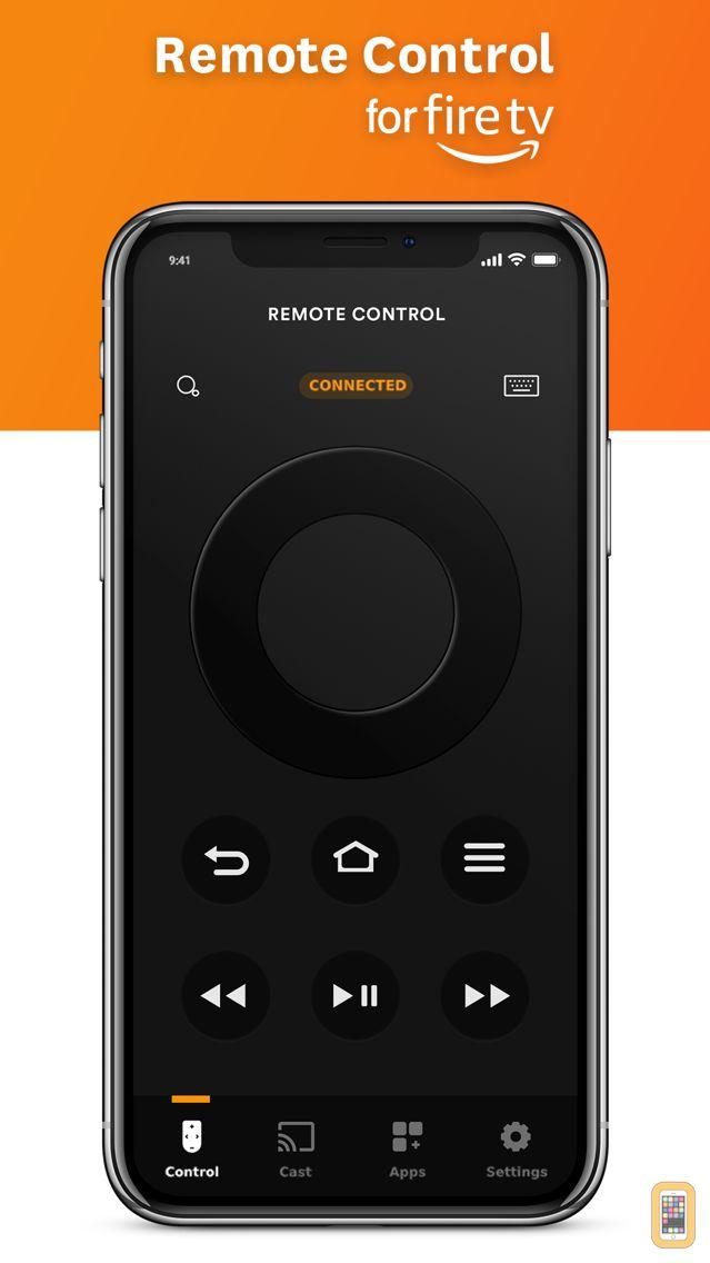 Screenshot - Fire Remote Cast TV Stick Pro