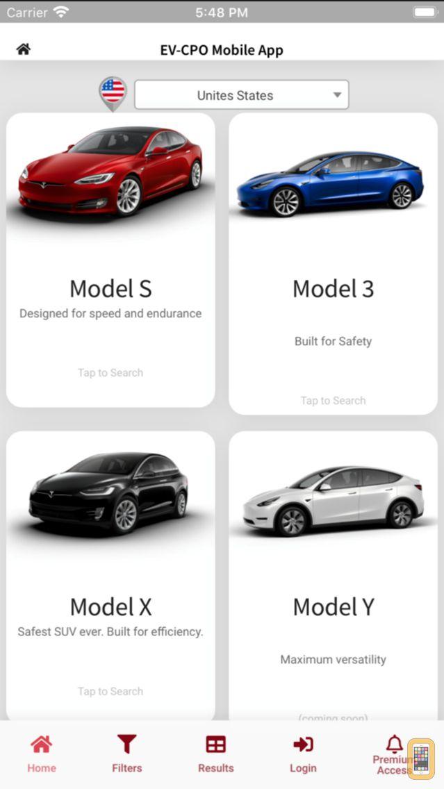 Screenshot - EV-CPO Mobile App