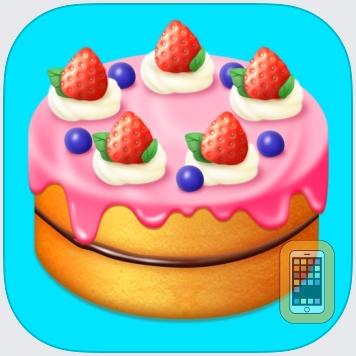 Wedding Cake - Baking Games by Maker Labs (Universal)