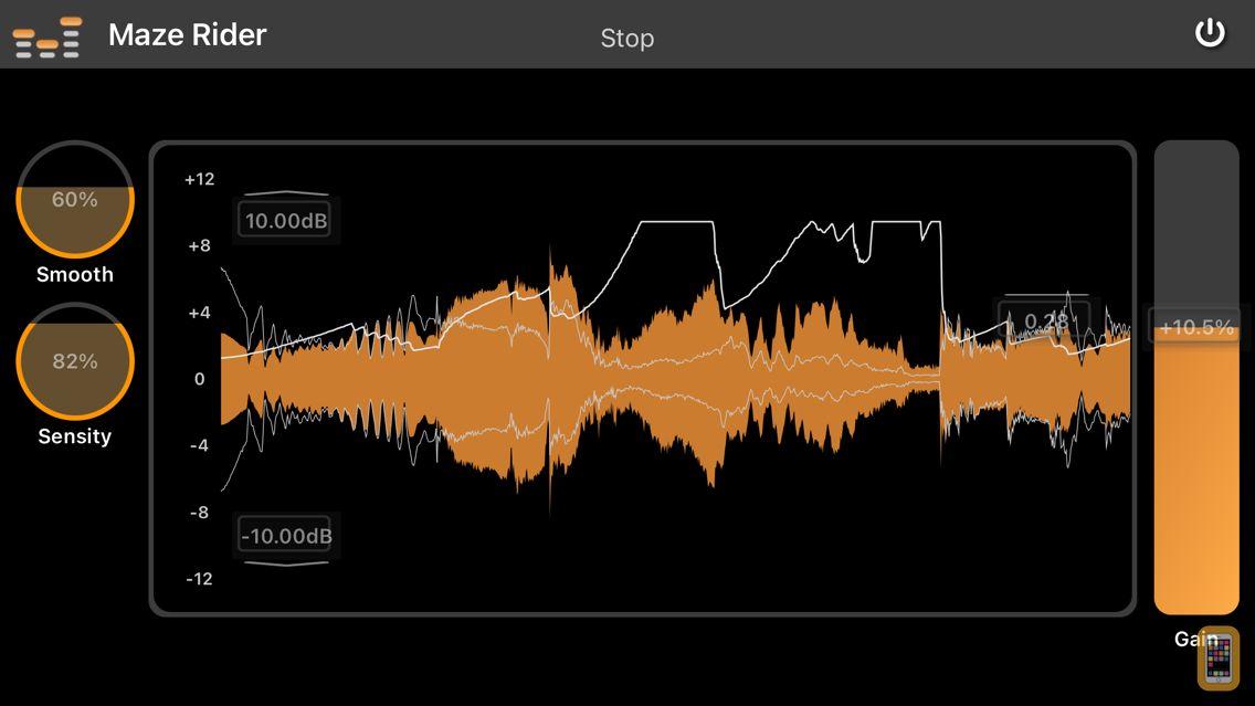 Screenshot - Maze Rider - Auto Leveling