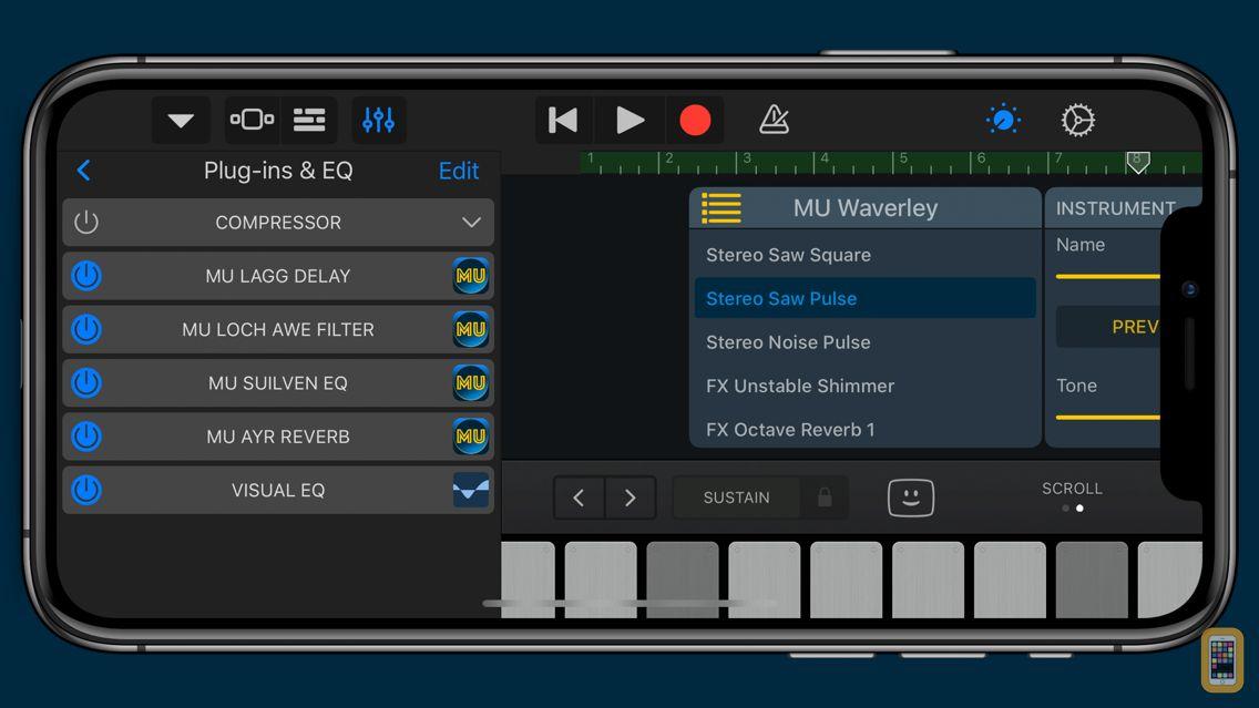 Screenshot - moodunits