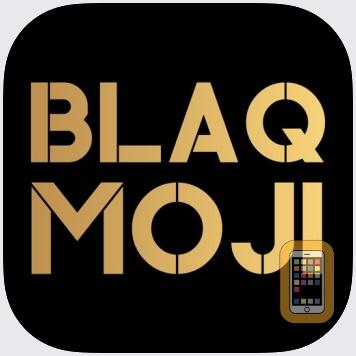BLAQMOJI D9 by Blaqmoji LLC (iPhone)