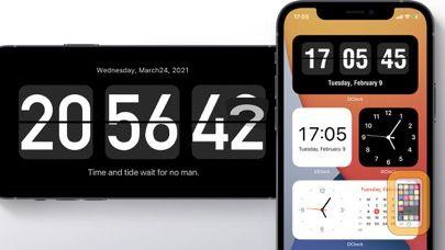 Screenshot - DClock - Digital Flip Clock