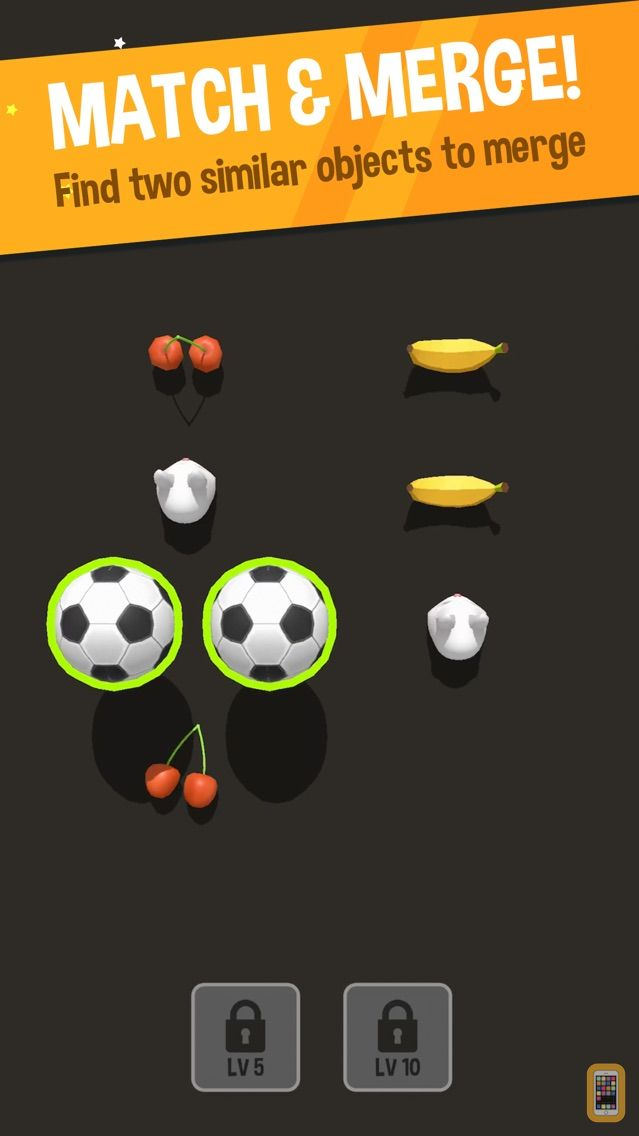 Screenshot - Matching Master 3D