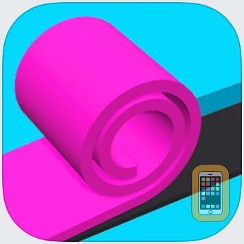 Color Roll 3D by Good Job Games (Universal)