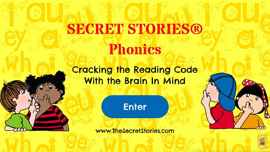 Screenshot - Secret Stories Phonics Reading