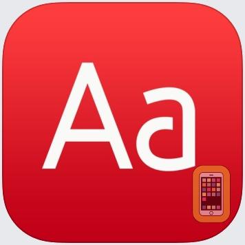 Custom Fonts - Font Installer by MobiLab Co., Ltd. (Universal)